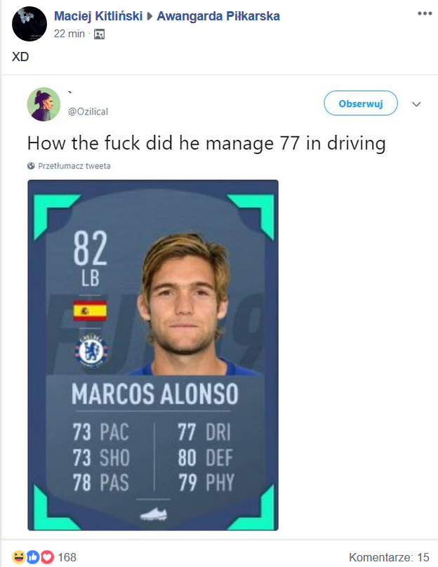 marcos alonso wildcard